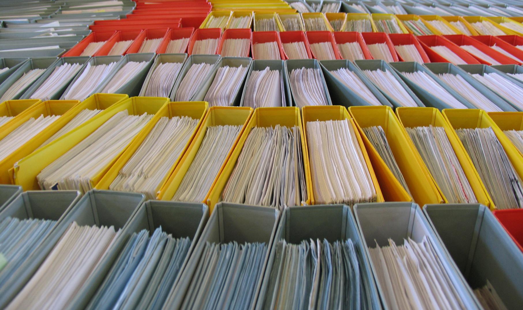 Po co archiwizować dokumenty w DMS?